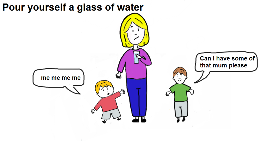 drinking water 5